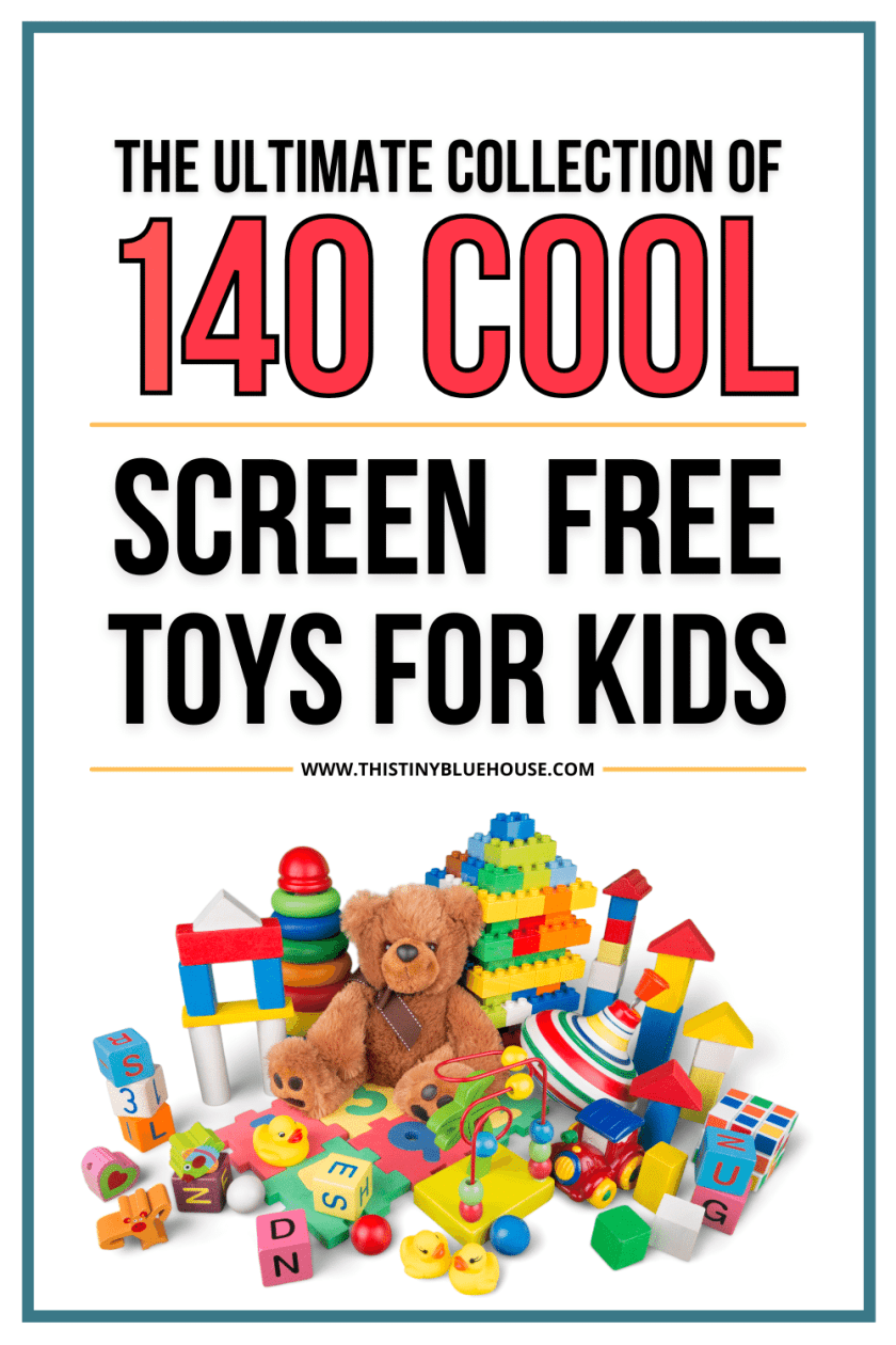 140 Mega Cool Toys For Kids Every Parent Needs To Know About