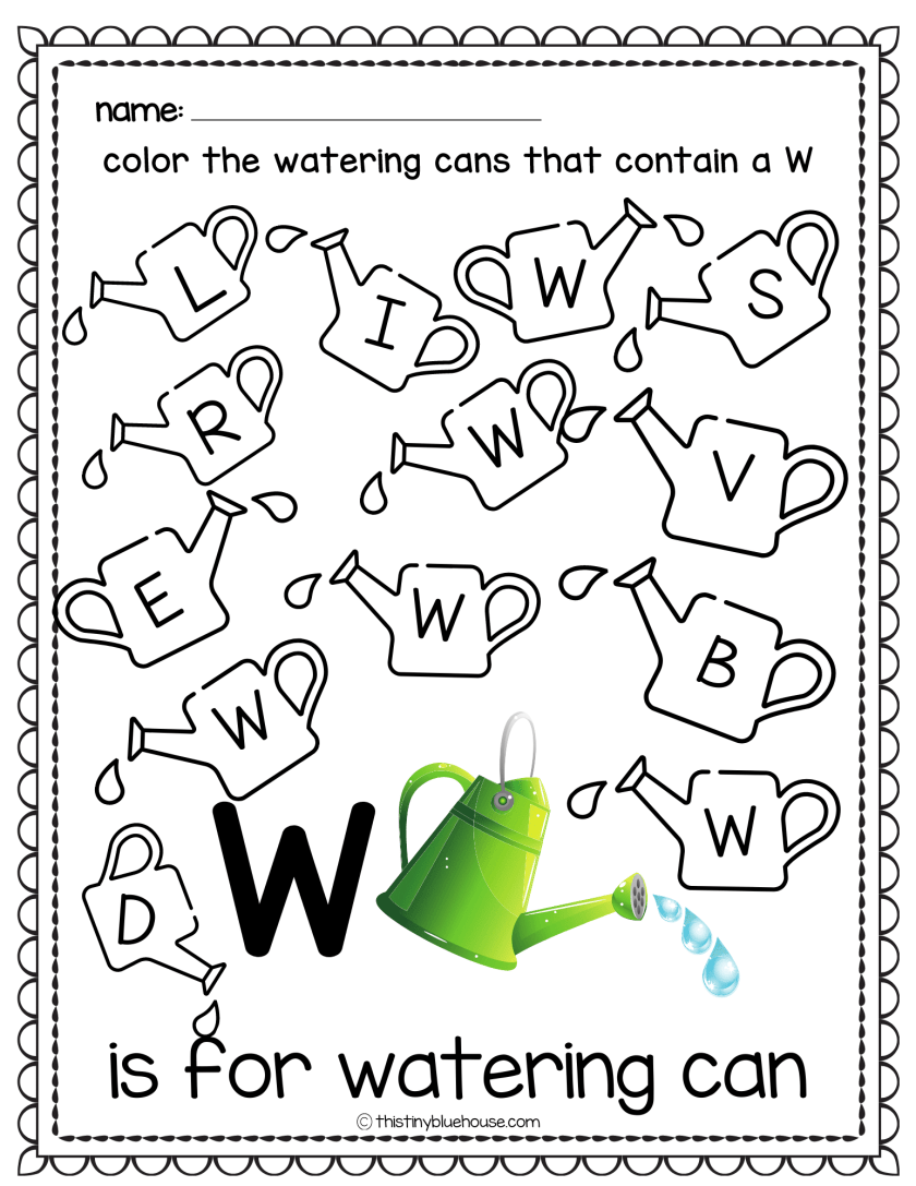 letter practice sheets printable