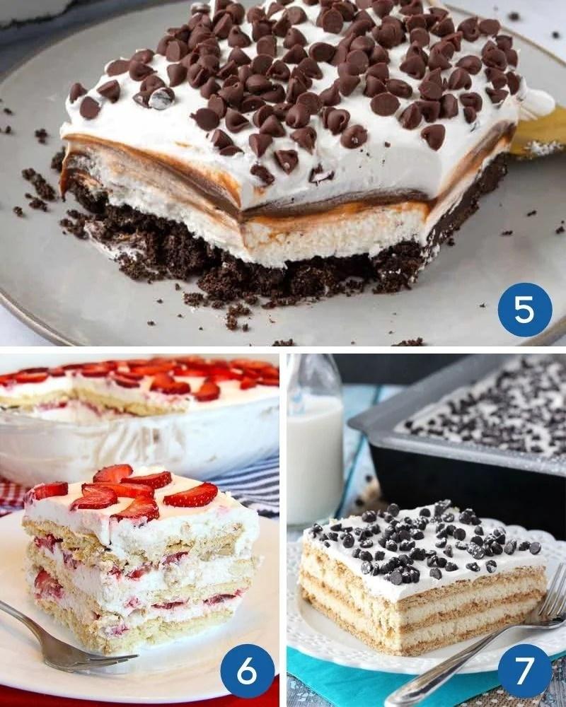 no bake desserts for summer