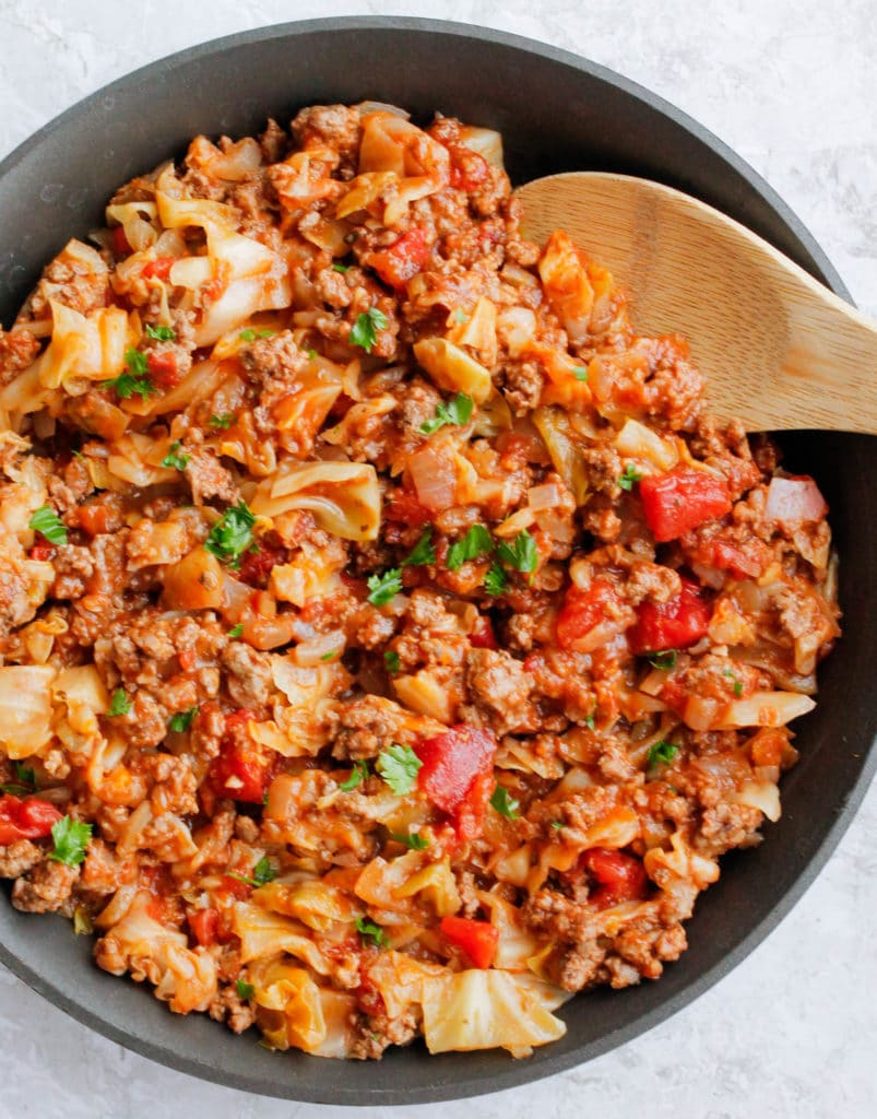 recipes with ground beef for dinner