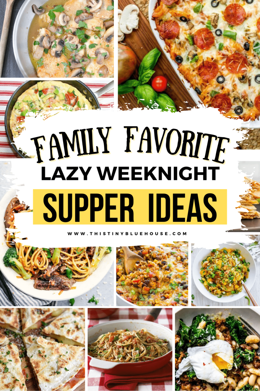 11 Beyond Delicious Lazy Dinner Ideas You Gotta Try