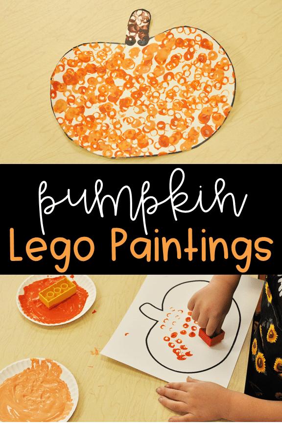 fall pumpkin crafts for kids