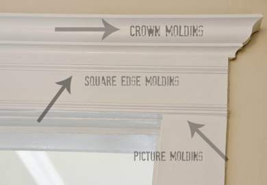 Interior Window Trim Molding