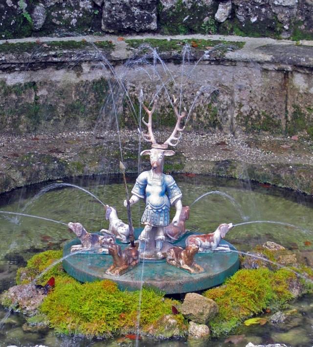 Salzburg Trick Fountains