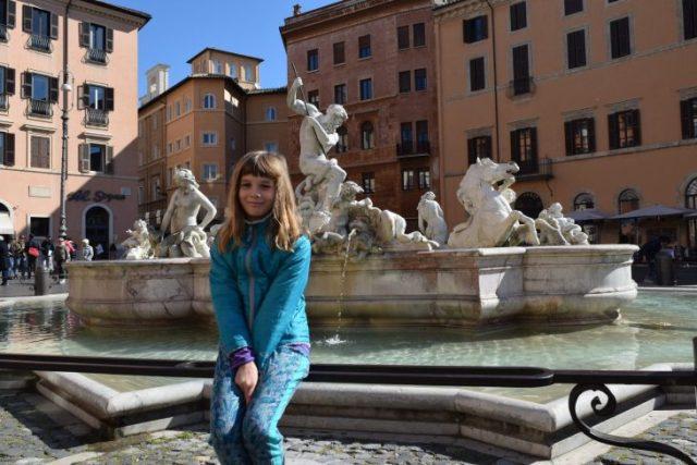 Olive in Rome
