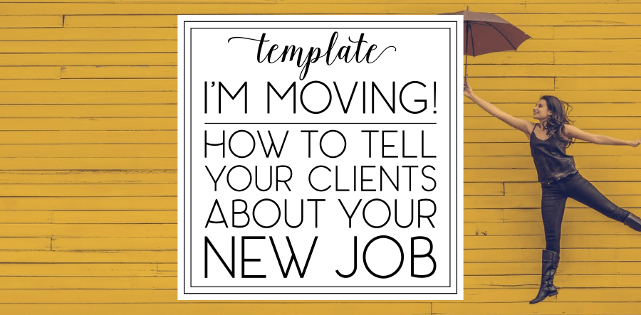 office move template