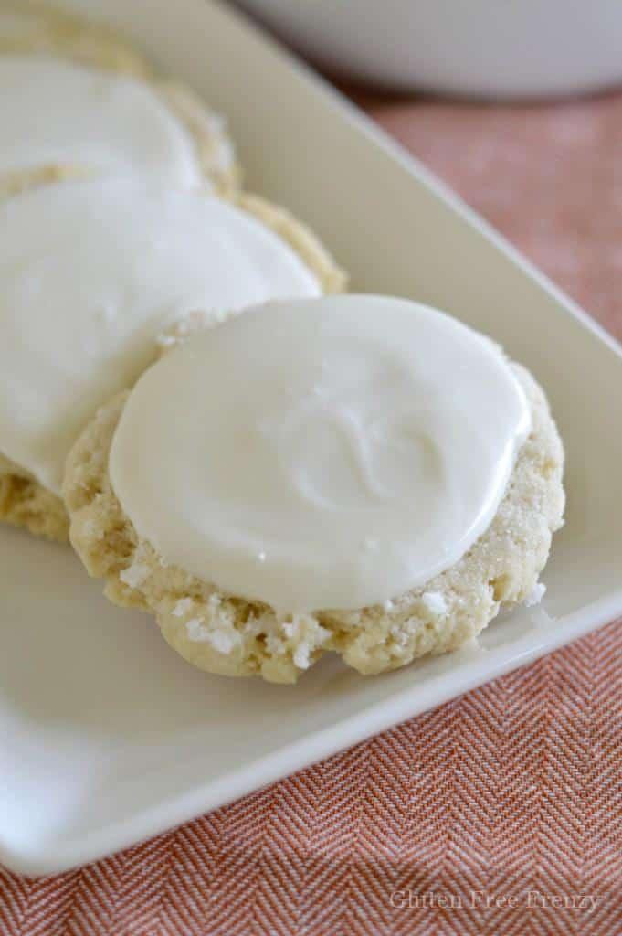 Swig Sugar Cookies Gluten-Free and Delicious | gluten free swig sugar cookies | gluten free cookies | gluten free sugar cookies | gluten free desserts || This Vivacious Life