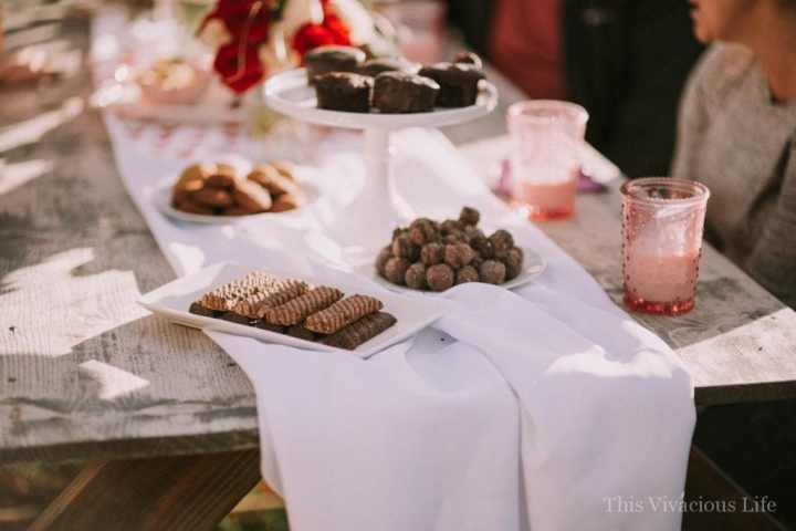This chocolate lovers Valentines party is so easy to recreate and will be the most delicious celebration you have ever attended.