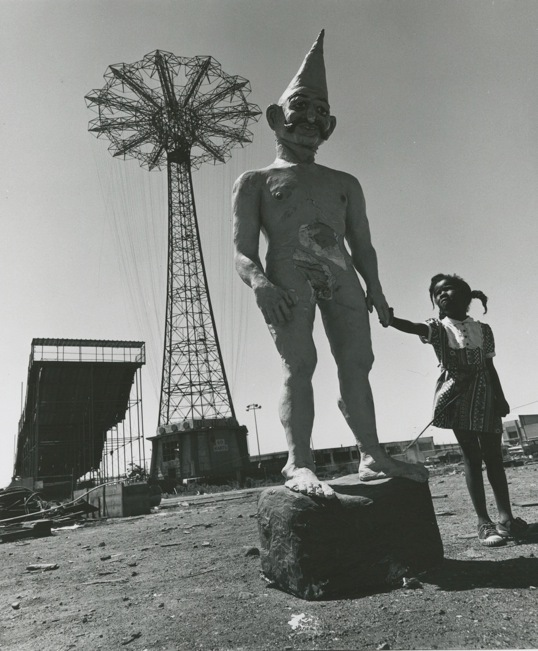 Arthur Tress asked children to describe their nightmares. He then immortalized them into photographs.