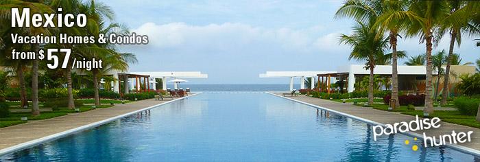 Mexico Vacation Rentals