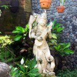 Bali statue