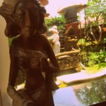 Female Goddess in Bali