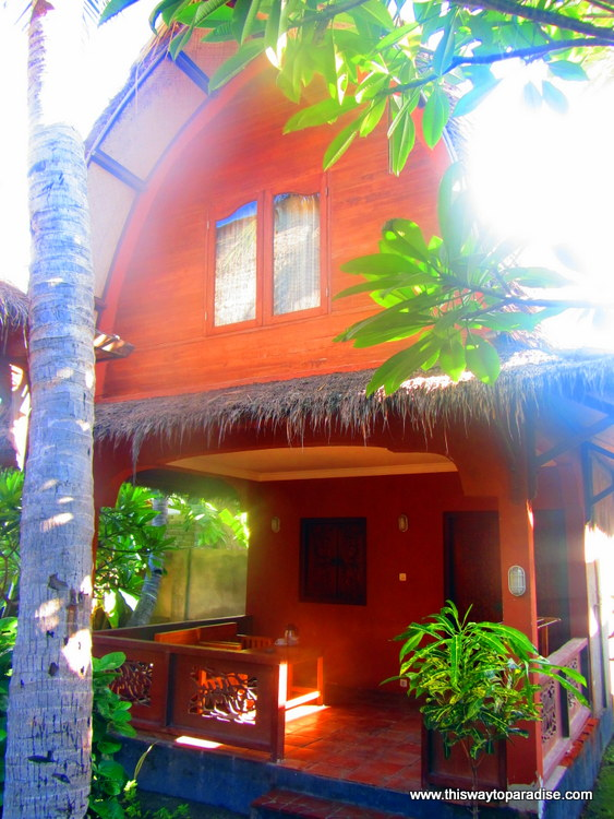Sama Sama Bungalow-Places To Stay On Gili