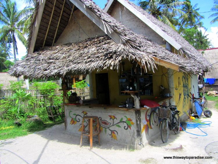Beach Bar on Gili Air, Magic Mushrooms, Gili Islands