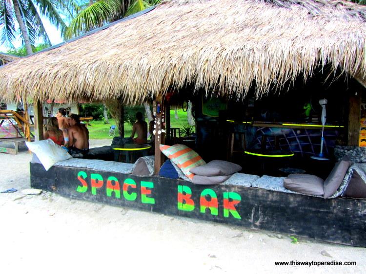 Space Bar, Gili Air, Gili Islands