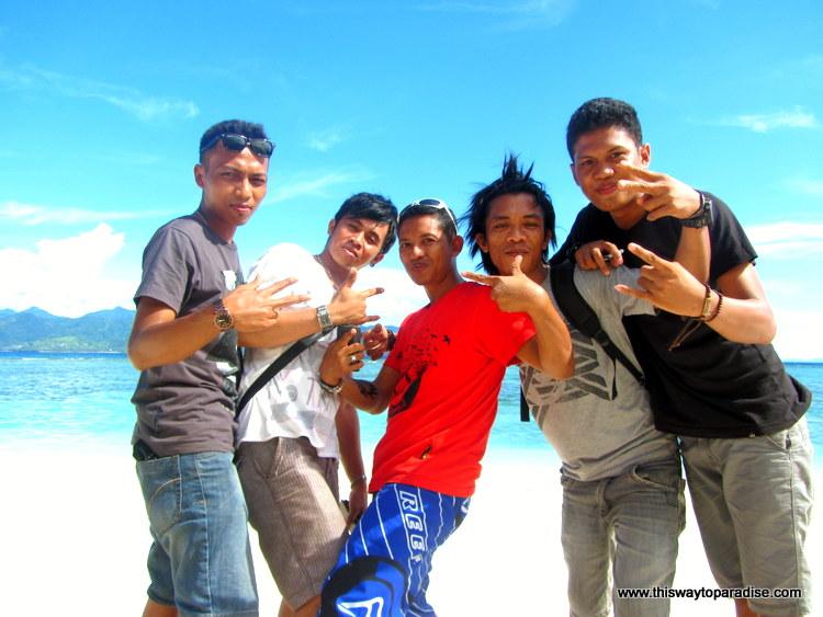 Boys from Java
