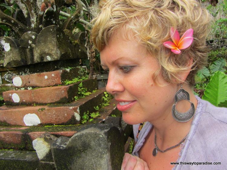 Val in Ubud, Bali