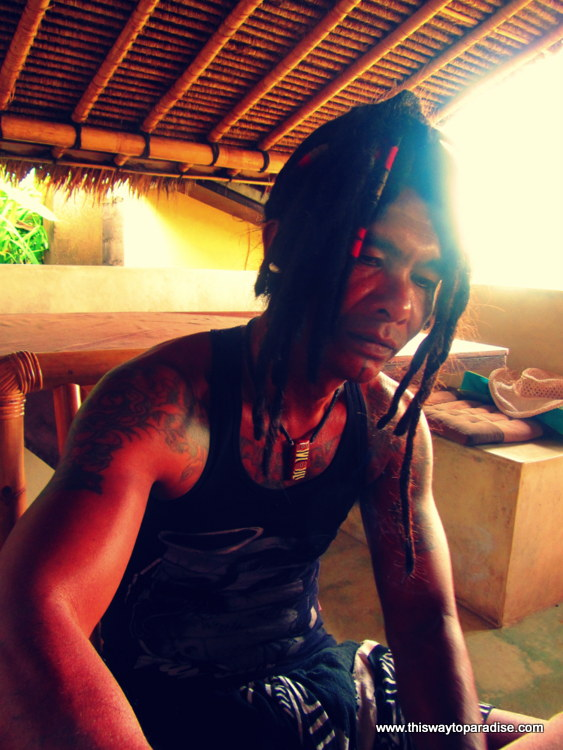 Reggae in Amed,Bali