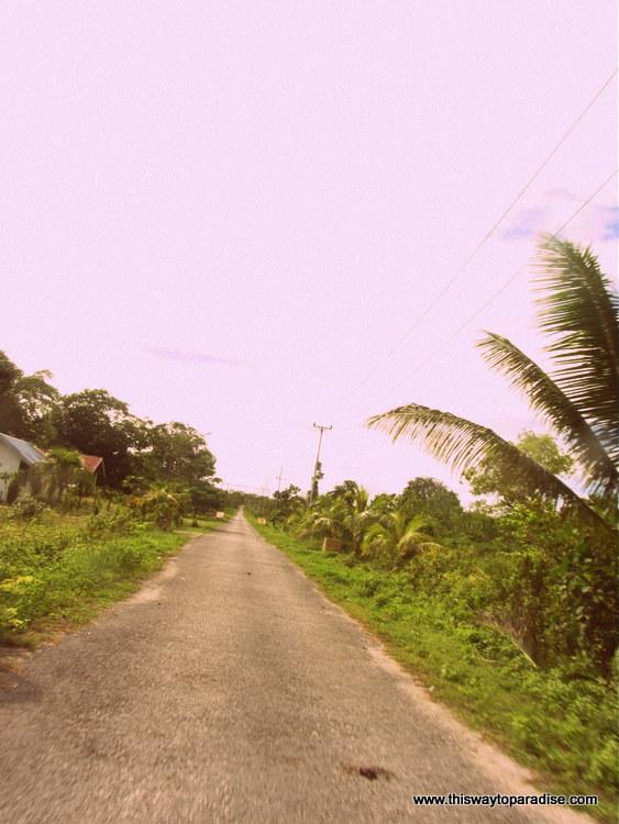 Kei Kecil road