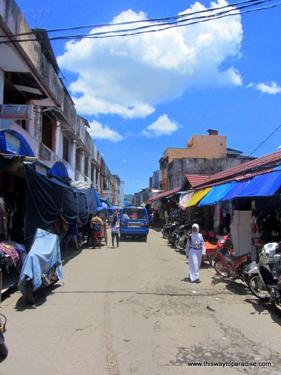 Market in Ambon