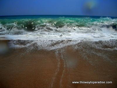 Kuta Bali wave