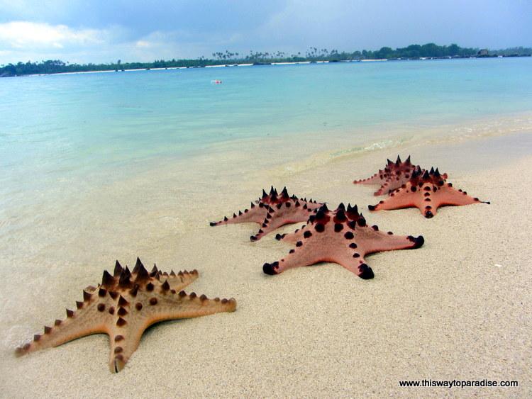 Sand Island, Belitung Island, Sumatra