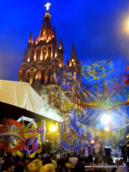 Fiesta in San Miguel de Allende