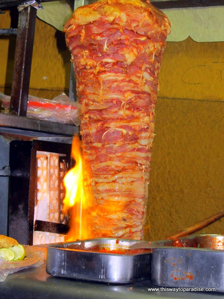 Tacos pastor restaurants in San Miguel de Allende