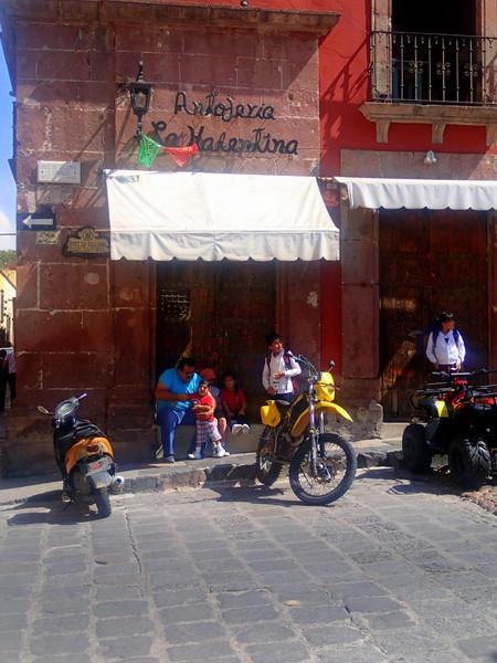 La Valentina Antojitos, San Miguel de Allende restaurants