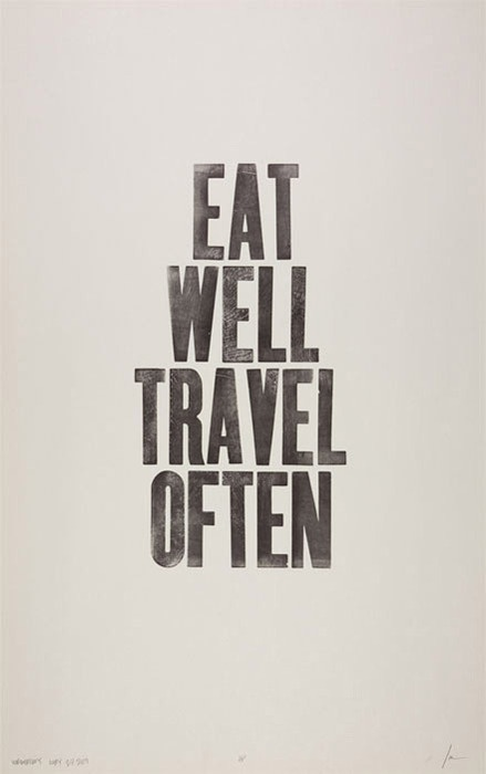 eat well travel food blog