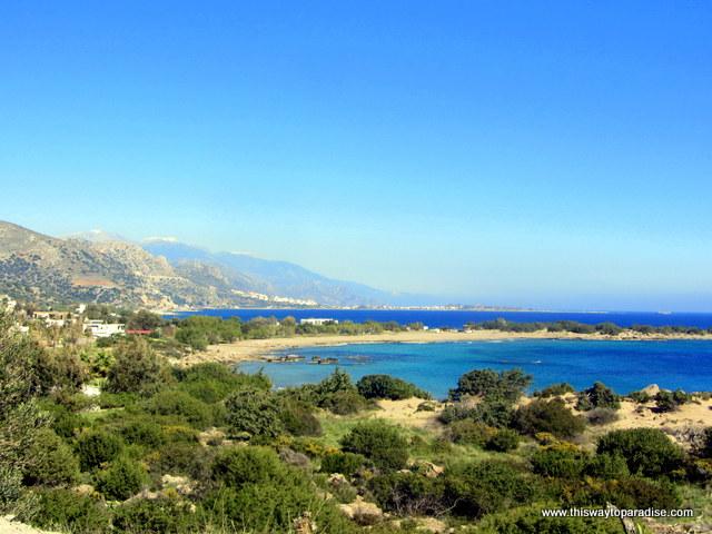 Beaches in Crete, Paleochora  beach