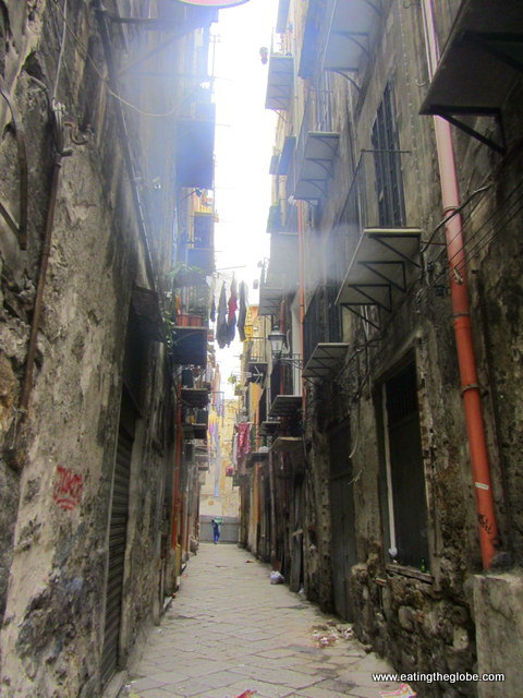 Alleyway in Palermo-things to do in Palermo
