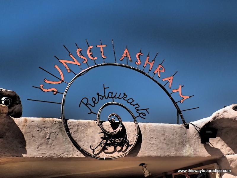 Sunset Ashram in Ibiza
