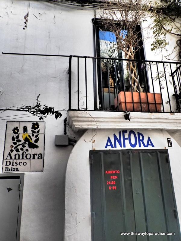 Anfora in Ibiza