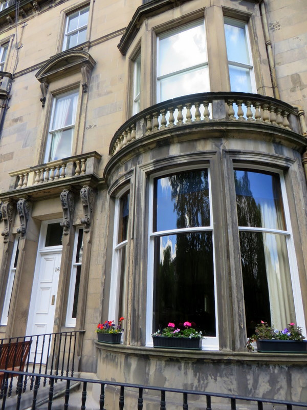 16 Learmonth, Edinburgh, Scotland
