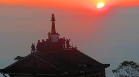 The Sunrise That Should Be On Your Bucket List (Nagarkot, Nepal)