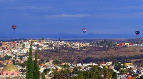 Being Back In San Miguel de Allende, Mexico