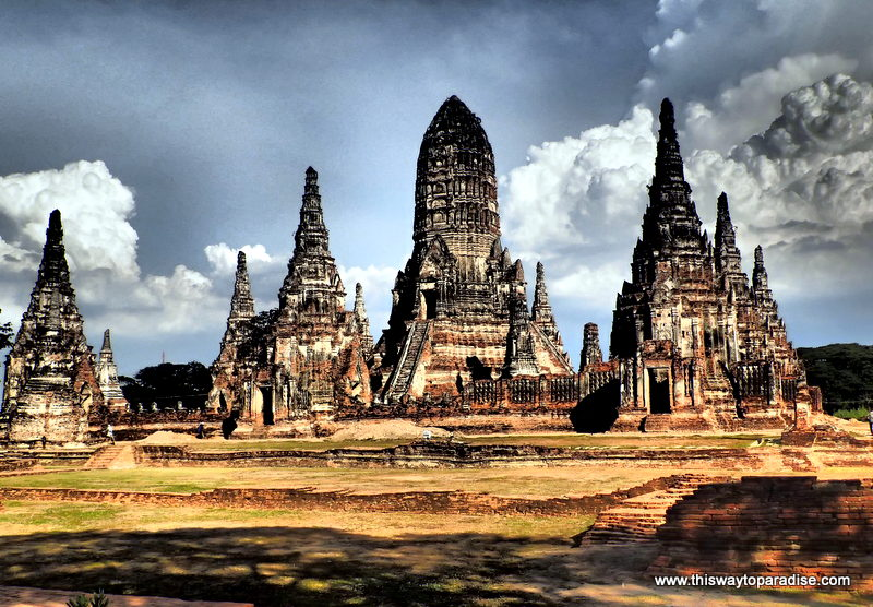 visting thailand the best places to visit ayutthaya