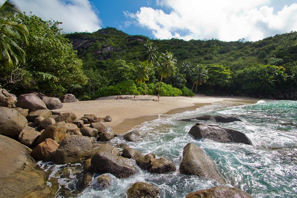 Mahé, Seychelles beaches