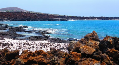Kikaua Beach, The Special Secret Beach On The Big Island