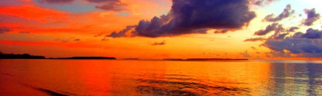 Sunset For One: The Good and Bad Of Traveling Alone Through The Remote Islands of Indonesia