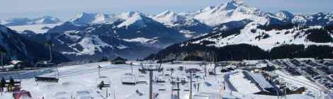 Mountain Magic-3 First-Rate French Alps Ski Resorts