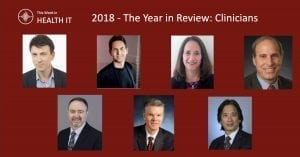 2018 Year in Review - The Clinicians