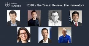 2018 Year in Review: The Innovators