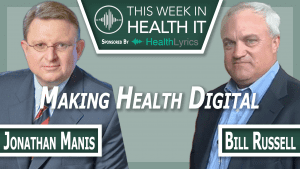 Jonathan Manis This Week in Health IT