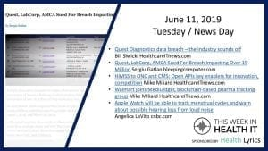 This Week in Health IT News - Bill Russell