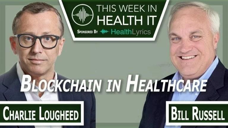 Charlie Lougheed This Week in Health IT Axuall