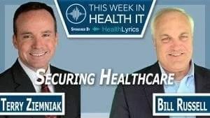 Terry Ziemniak This Week in Health IT