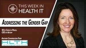 Carolyn Magill Aetion This Week in Health IT