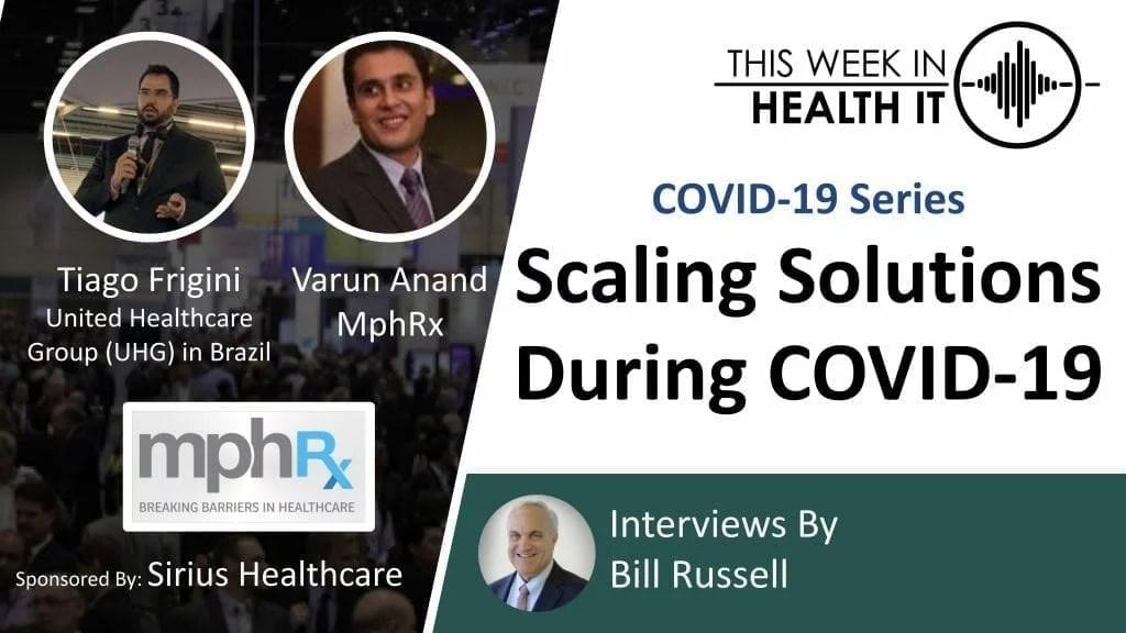 MphRx This Week in Health IT